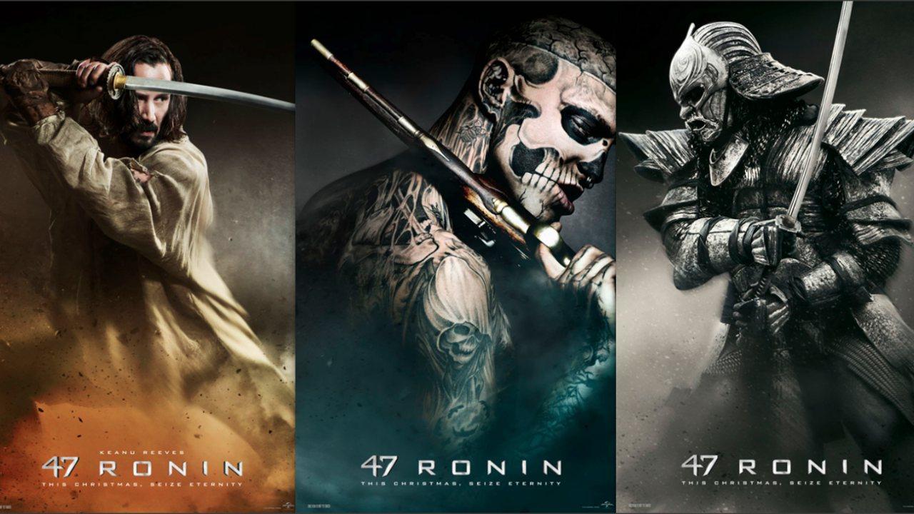 Crítica – 47 Ronin: Não é culpa do Keanu Reeves?