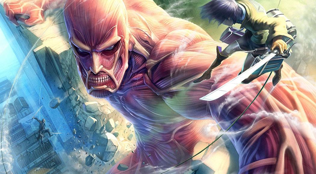 Attack on Titan: Revolução no mundo dos animes!
