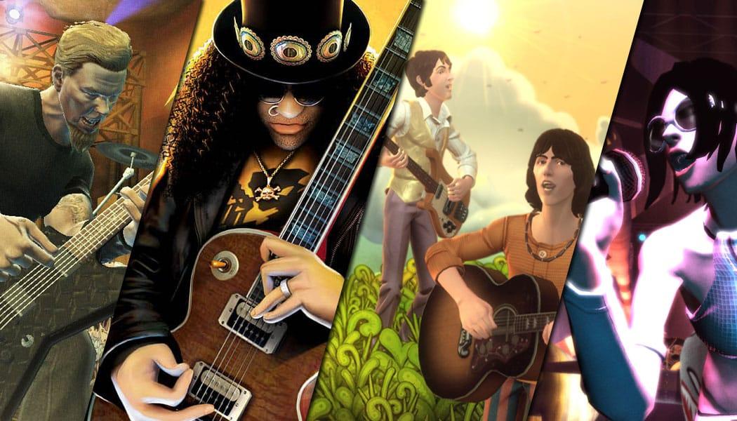 Pitacos #17: Os melhores jogos musicais