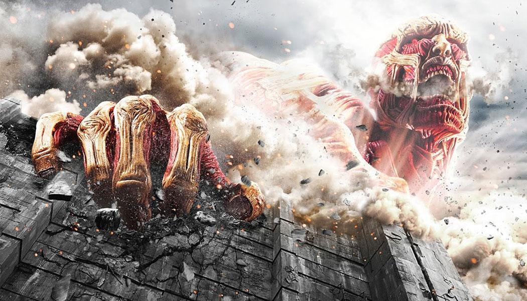 Assistimos Attack on Titan (Parte 1)
