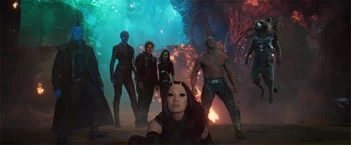 Crítica Conjunta #1 - Guardiões da Galáxia Vol. 2