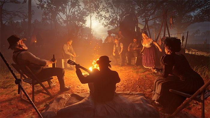 Red Dead Redemption 2 - O melhor jogo da minha vida
