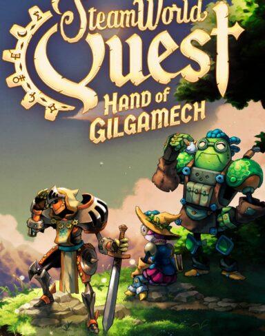 STEAMWORLD QUEST – HAND OF GILGAMECH | StormPlay #56