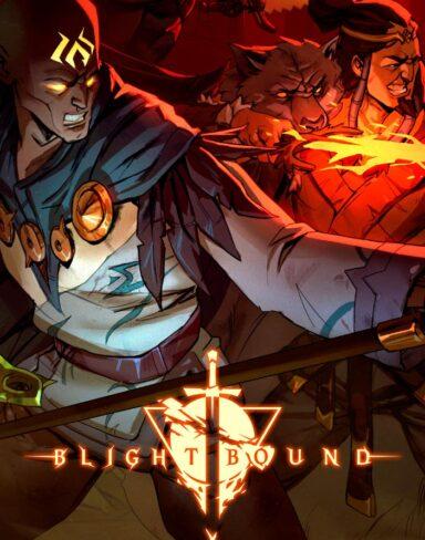 BLIGHTBOUND | Live Gameplay com Johny Miranda, Caio Zaplana e Saulo Martins