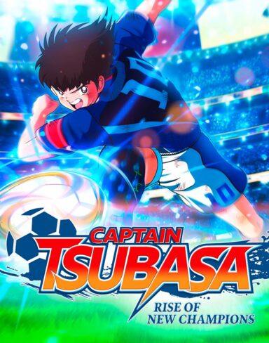 CAPTAIN TSUBASA: RISE OF NEW CHAMPIONS | Live Gameplay com Saulo Martins