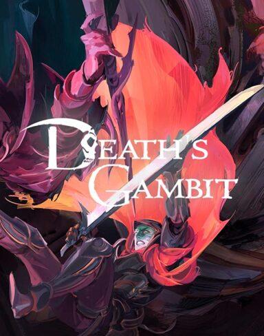 DEATH'S GAMBIT | Live Gameplay com Johny Miranda