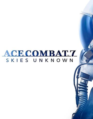 ACE COMBAT 7: SKIES UNKNOWN | Live Gameplay com Saulo Martins