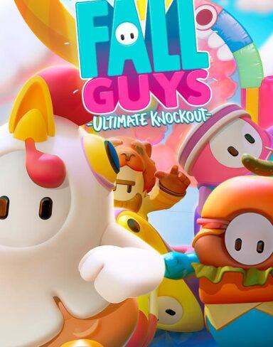 FALL GUYS | Live Gameplay com Johny Miranda, Caio Zaplana e Saulo Martins