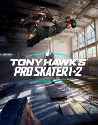 TONY HAWK'S PRO SKATER 1+2 | Live Gameplay com Johny Miranda