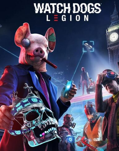 WATCH DOGS: LEGION | StormPlay #72