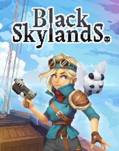 Prepare-se para zarpar pelos céus em BLACK SKYLANDS!