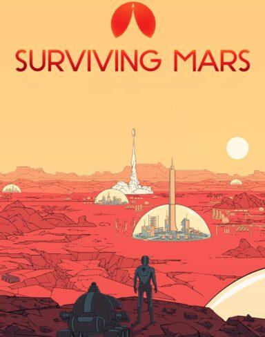 Construindo o primeiro DOMO em SURVIVING MARS!