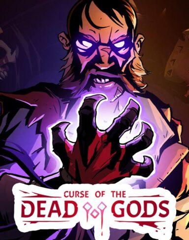 CURSE OF THE DEAD GODS é MUITO BOM!