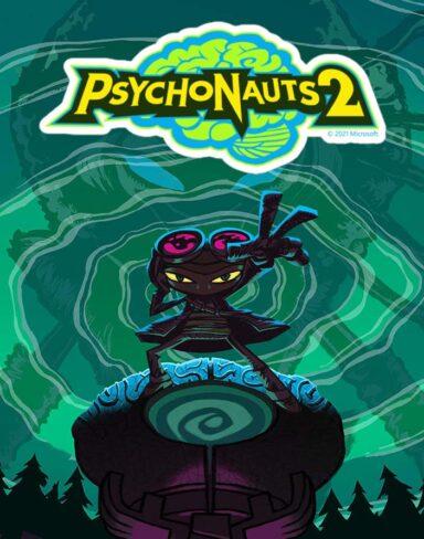 Explorando mundos mentais em PSYCHONAUTS 2